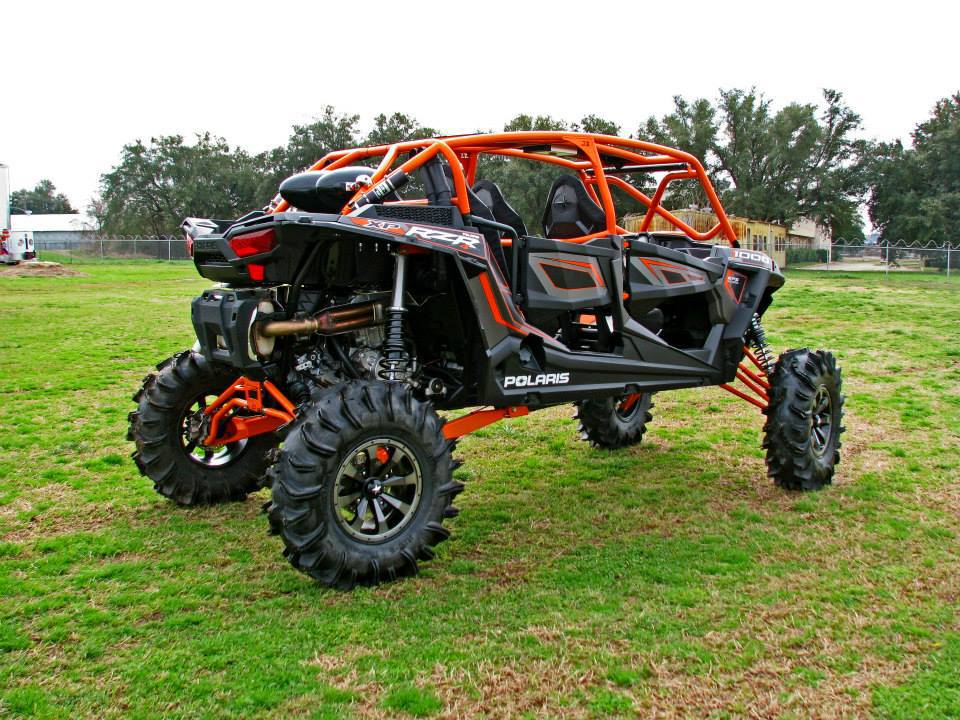 rzr 1000 8 lift shocks